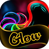Glow Candy - Match 3 Game icon