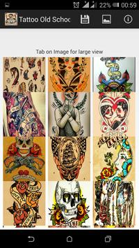 Tattoo Old School apk screenshot