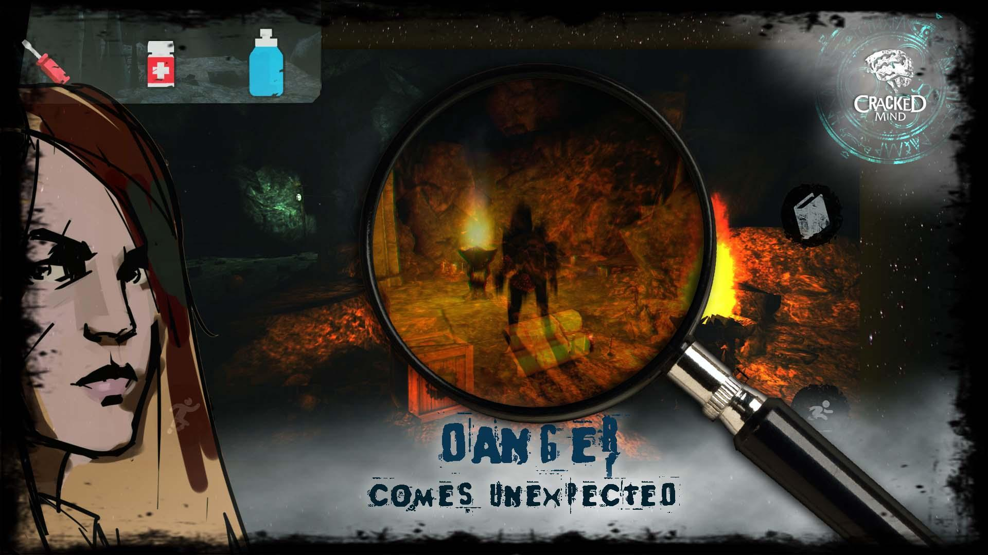 Horror Escape - Cracked Mind 3D for Android - APK Download