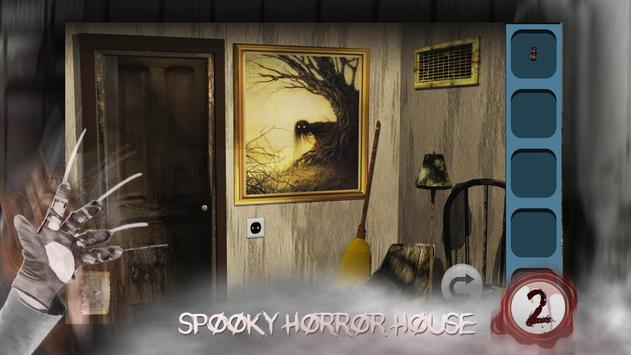 Spooky Horror House 2 apk screenshot