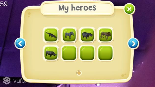 ARpuzzle Живые пазлы screenshot 1