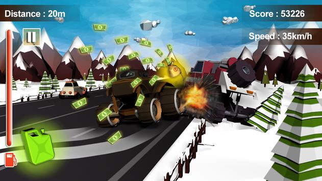 Furious Road apk screenshot