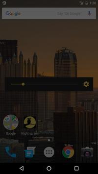 Night screen screenshot 1