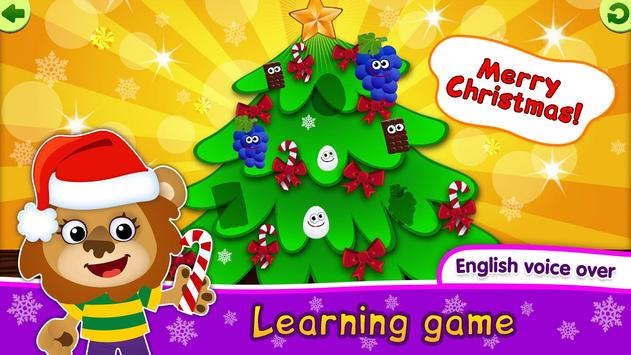 funnyfood christmas games for toddlers 3 years ol screenshot 7 - Christmas Games For Toddlers