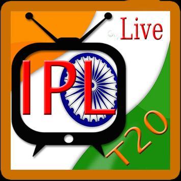 Live IPL TV IPL T20 2017 Score poster