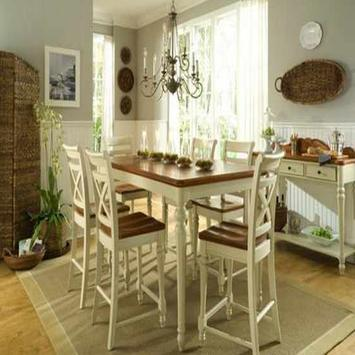 Country Dining Room Ideas screenshot 4