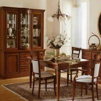 Country Dining Room Ideas screenshot 7