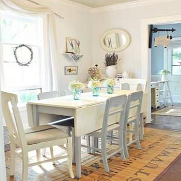 Country Dining Room Ideas screenshot 8