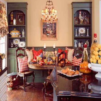 Country Dining Room Ideas screenshot 23