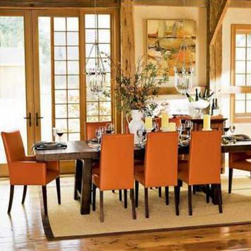 Country Dining Room Ideas apk screenshot
