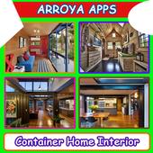 Container Home Interior icon