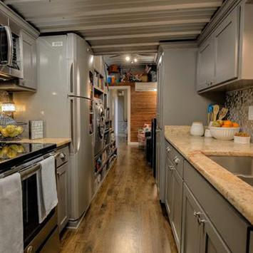 Container Home Interior screenshot 13
