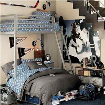 Cool Teen Boy Bedrooms apk screenshot