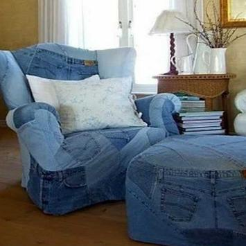 Creative Recycled Jeans Ideas screenshot 11