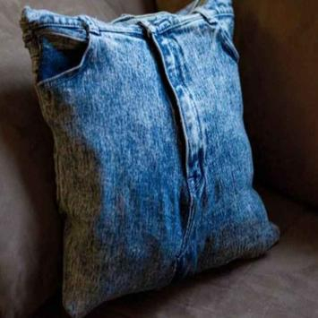 Creative Recycled Jeans Ideas screenshot 14