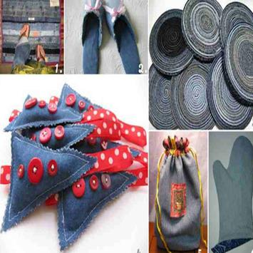Creative Recycled Jeans Ideas screenshot 15