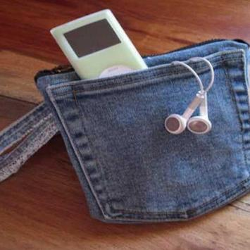 Creative Recycled Jeans Ideas screenshot 19