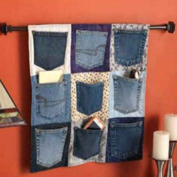 Creative Recycled Jeans Ideas screenshot 27