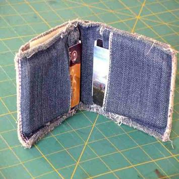 Creative Recycled Jeans Ideas screenshot 29