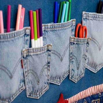 Creative Recycled Jeans Ideas screenshot 30