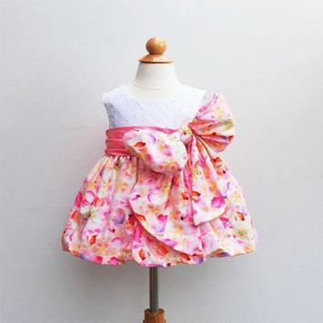 Baby Girl Dress Ideas screenshot 4