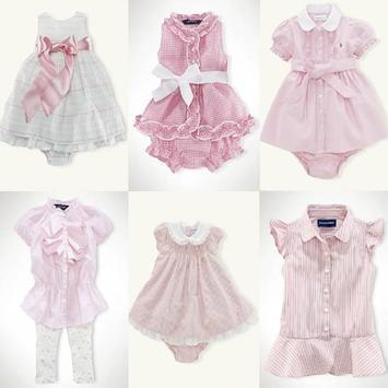 Baby Girl Dress Ideas poster