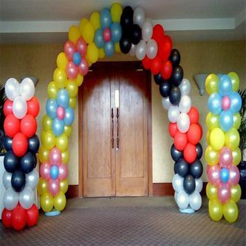 Balloons Decorating Ideas apk screenshot
