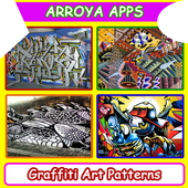 Graffiti Art Patterns icon