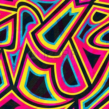 Graffiti Art Patterns screenshot 9