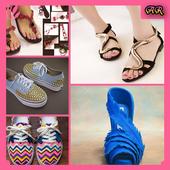 DIY Sandal Design Ideas icon