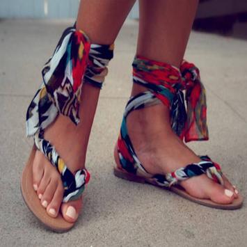 DIY Sandal Design Ideas poster
