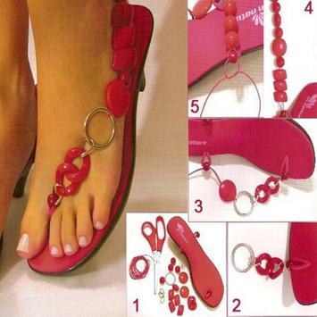 DIY Sandal Design Ideas screenshot 31
