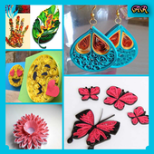 DIY Paper Quilling icon