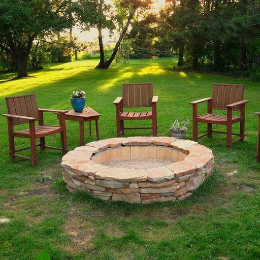 Fire Pit Ideas Outdoor Living For Android Apk Download