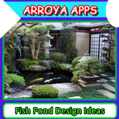 Fish Pond Design Ideas icon