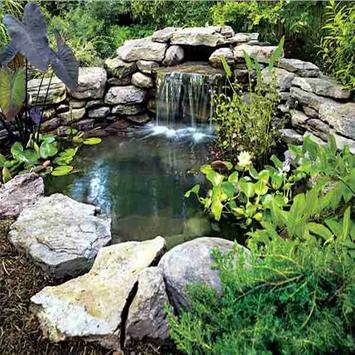 Fish Pond Design Ideas apk screenshot