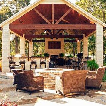 Outdoor Patio Designs screenshot 4