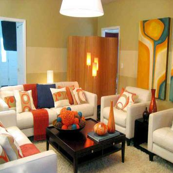 Living Room Color Schemes poster