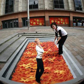 New 3D Illusions Street Art screenshot 10