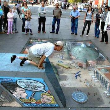 New 3D Illusions Street Art screenshot 13
