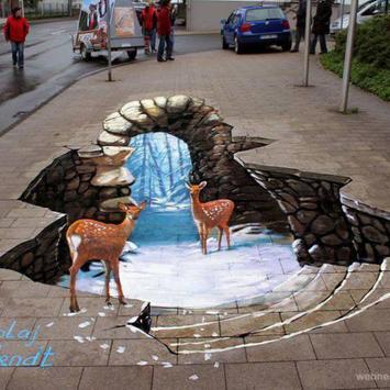 New 3D Illusions Street Art screenshot 1