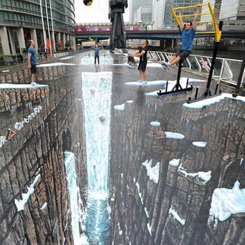 New 3D Illusions Street Art screenshot 3