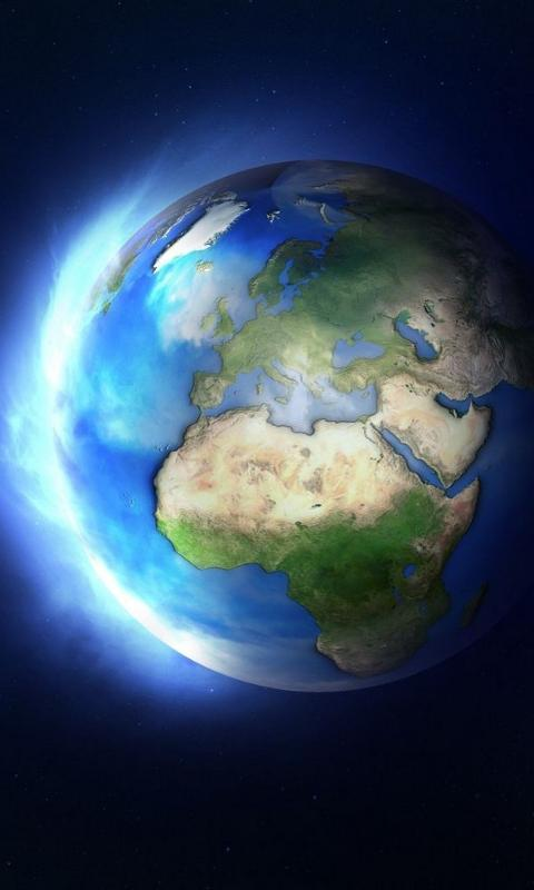 Earth HD Deluxe Wallpaper for Android - APK Download
