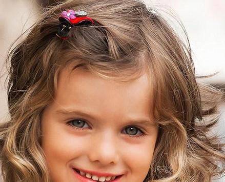 Cute Little Girl Hairstyle screenshot 5