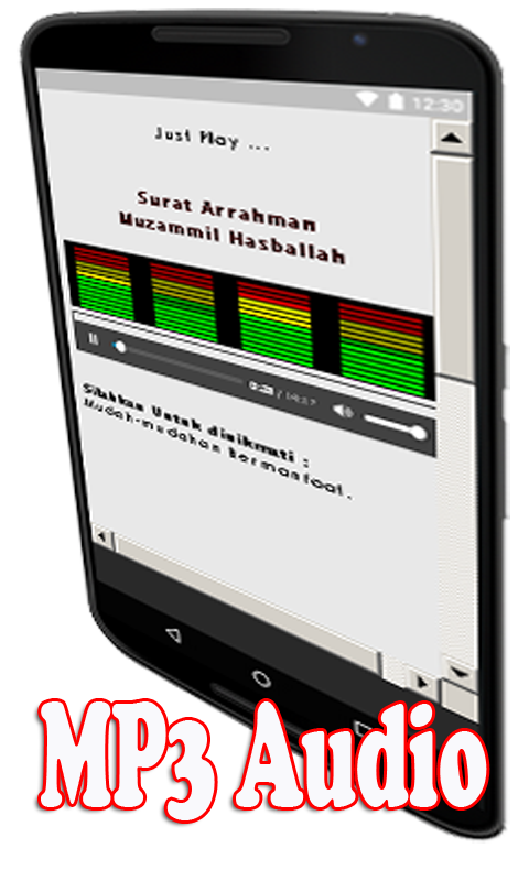 Download Mp3 Murottal Muzammil Hasballah Surat Ar Rahman