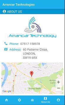 Arrancar Technologies screenshot 3