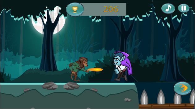 Werewolf Adventure screenshot 1