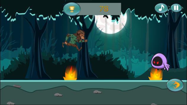 Werewolf Adventure screenshot 3