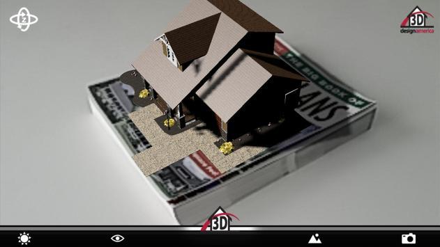 Design America 3D poster