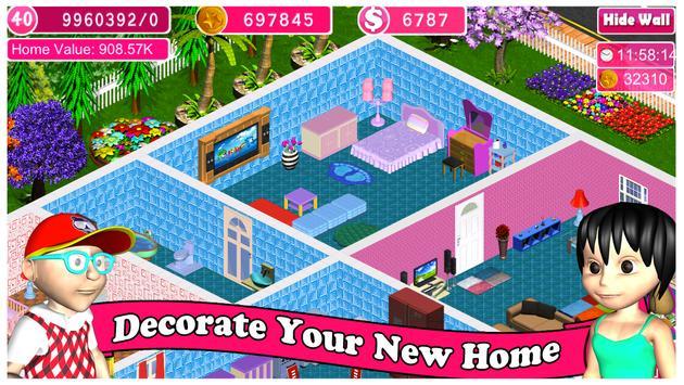 Home Design Cartaz